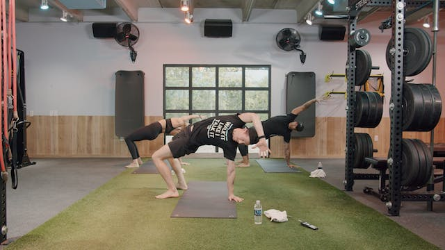 HIIT - Circuit with Andrew