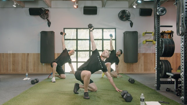 HIIT - AMRAP with Andrew