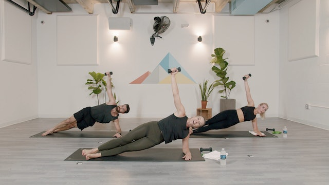 HIIT - Full Body with Danielle