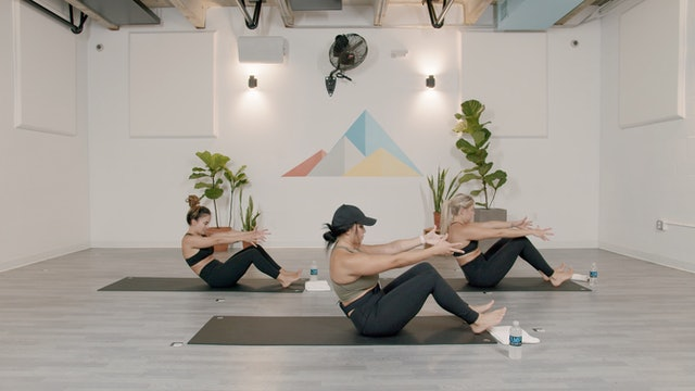 HIIT - Core Express with Ali