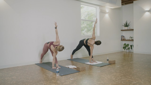 Yoga - All Wall with Ashley