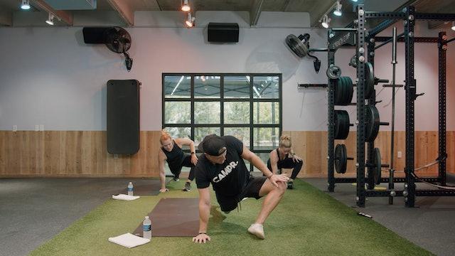 HIIT - Full Body Tabata with Brendan