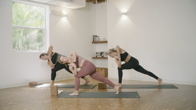 Yoga - Around the Mat with Ashley