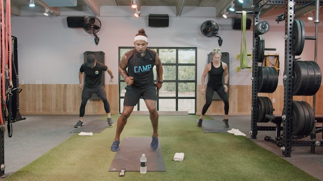 HIIT - Circuit with Lance