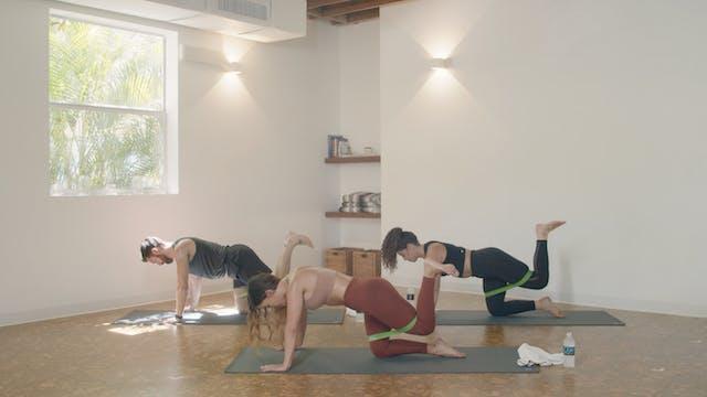 Pilates with Erica