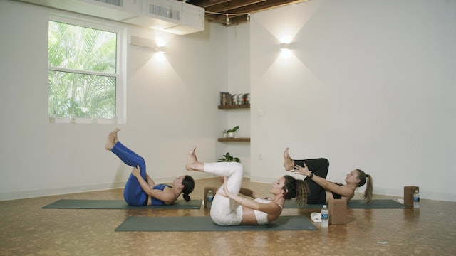Pilates with Melody