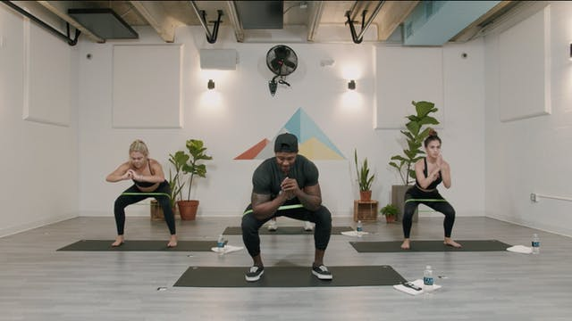 HIIT - All Ass with Reggie