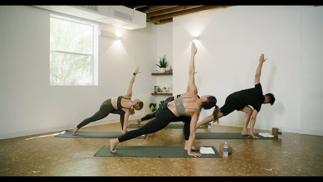 Yoga - Root with Jamie