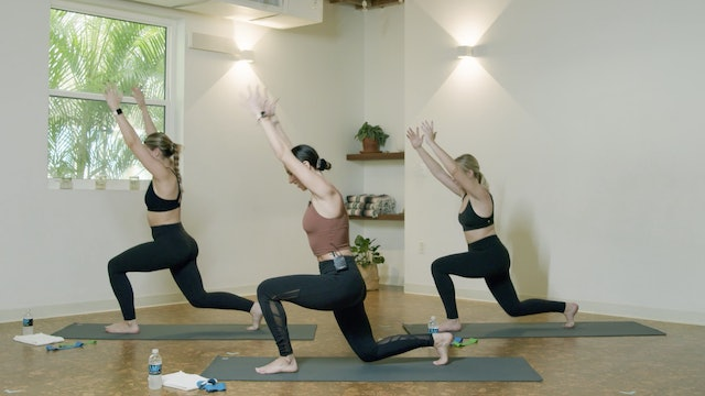Pilates - Glutes and Hamstring with Melody