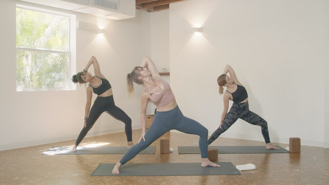 Yoga - Root with Marley