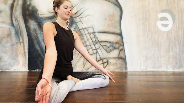Pranayama and Meditation: Nadi Shodha...