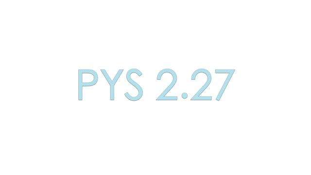 Yoga Sutra 2.27
