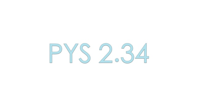 Yoga Sūtra 2.34