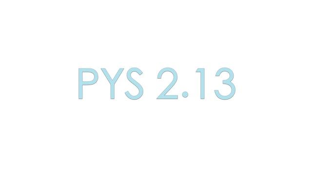 Yoga Sūtra 2.13