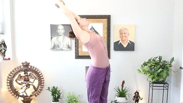 Parsva Bhangi Series: Side Movements