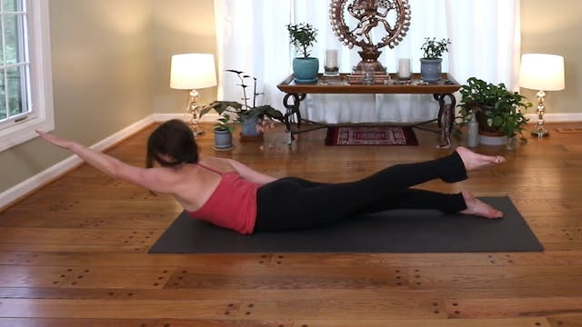 """""""go-to"""" practice for a supple and str..."""