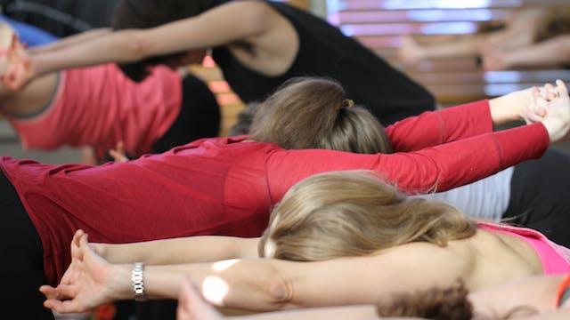 "on the Gunas and Yoga for ""Real Life"""