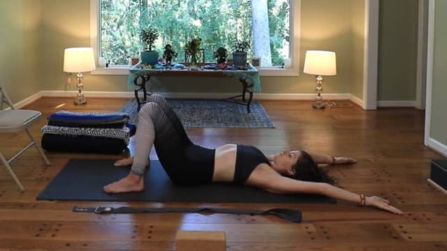 Low Back Care- Hatha and Restorative