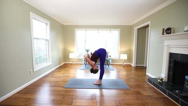 Complete Back Stretch Sequence
