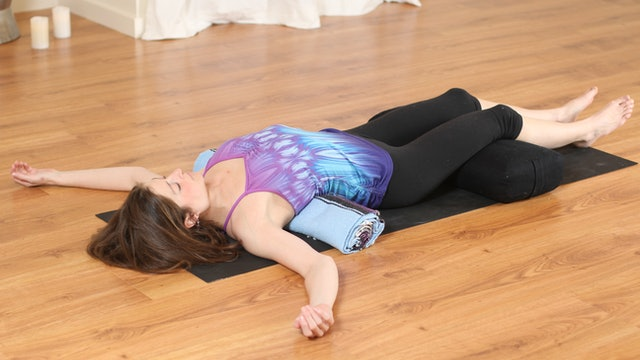 The Still Point- Retorative Yoga Practice