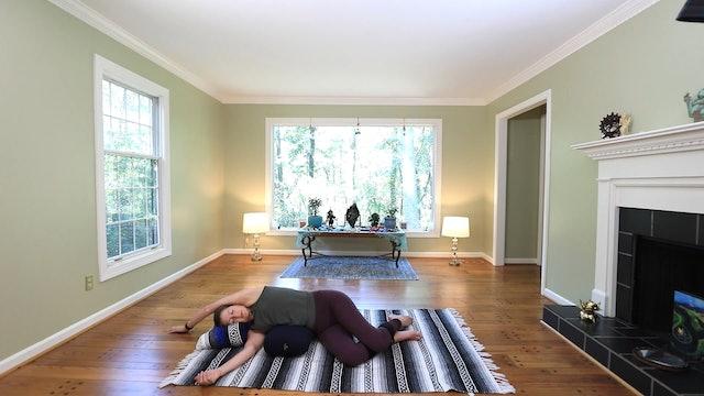 Restorative for Fall- Vata Balancing