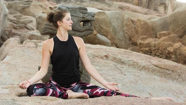Pranayama & Meditation: Nervous system soother