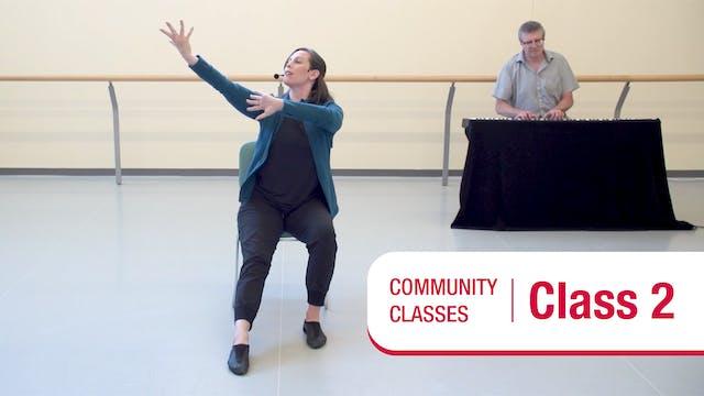 Community Class • Class 2 • Summer 2021