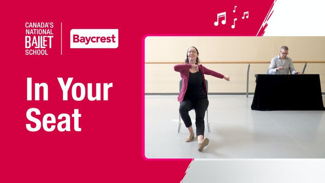 Dance at Home: In Your Seat