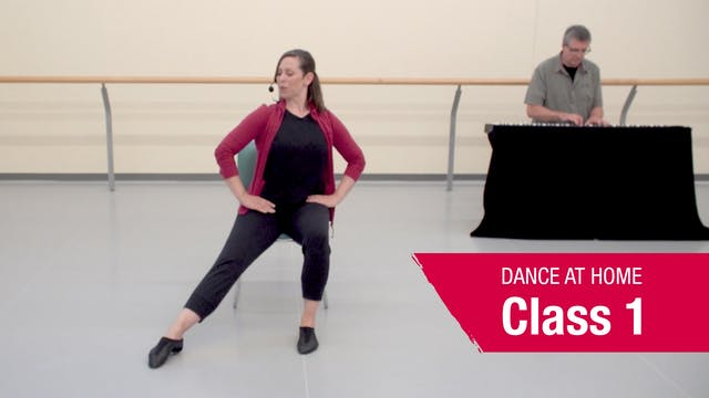 Dance At Home • Class 1