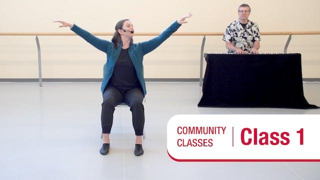 Community Class • Class 1 • Summer 2021