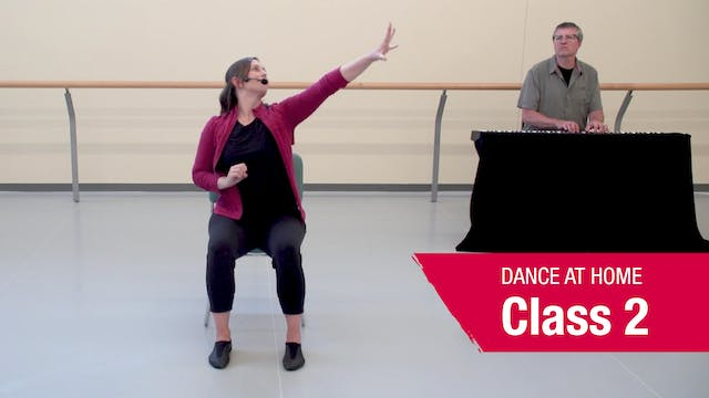 Dance At Home • Class 2