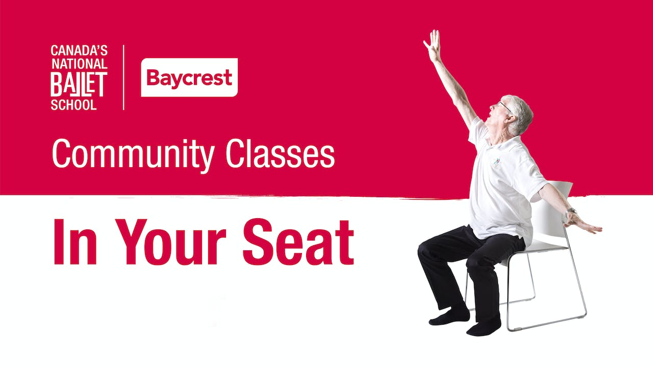 Community Classes • Summer 2021 • In Your Seat