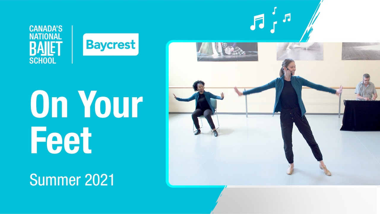 Summer 2021 • On Your Feet