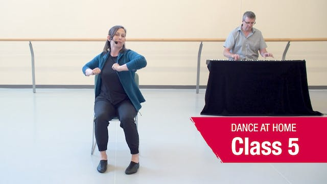 Dance At Home • Class 5