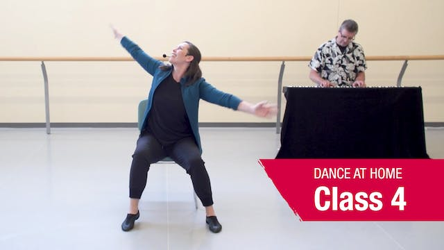 Dance At Home • Class 4