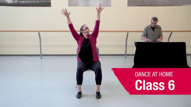 Dance At Home • Class 6