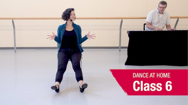 Dance At Home • In Your Seat • Autumn 2021 • Class 6