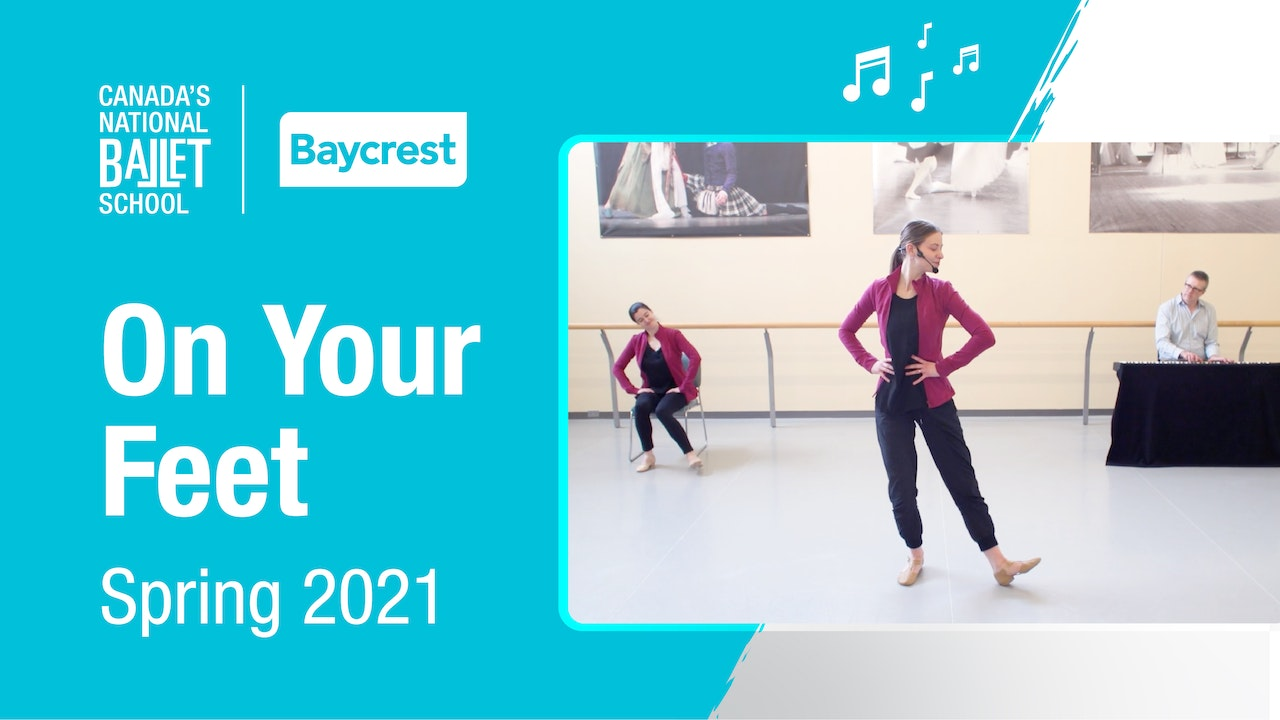 Spring 2021 • On Your Feet