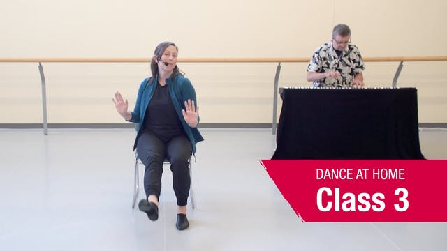 Dance At Home • Class 3
