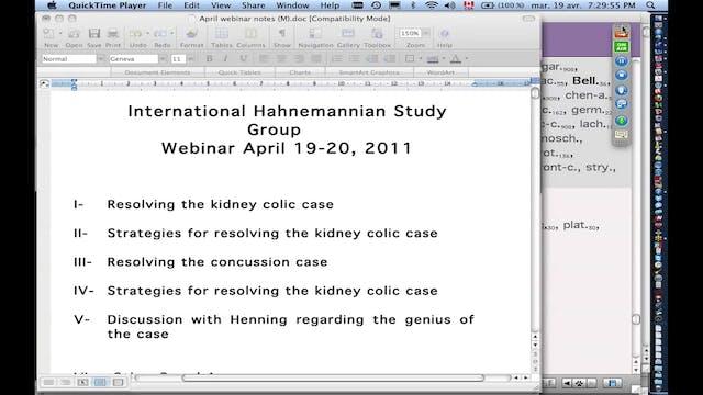 IHSGwebinar_2011-04-19