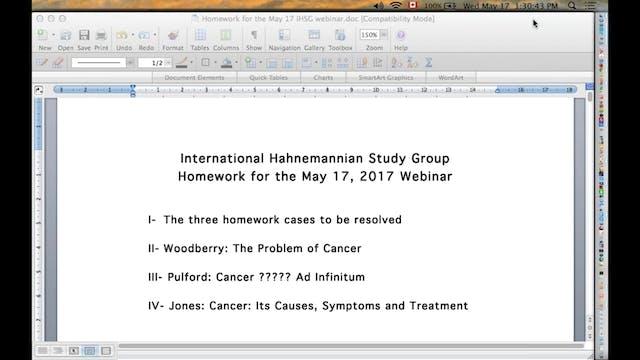 2017-05-17_International_Hahnemannian_Study_Group_2017