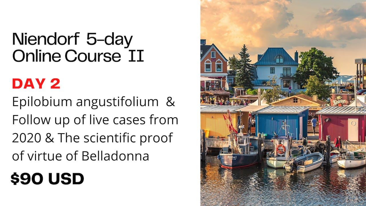 Niendorf Course II (2021) Day 2