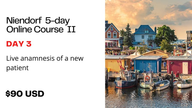 Niendorf Course II (2021) Day 3