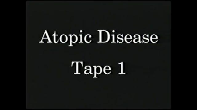 AtopicDiseases_Tape 1