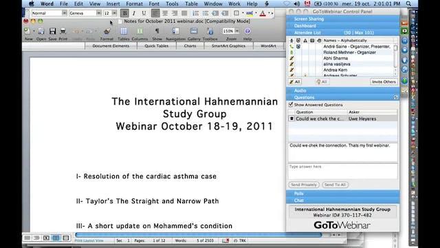 IHSGwebinar_2011-10-19