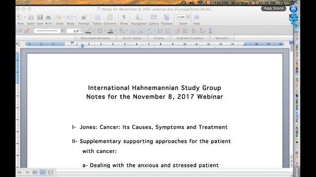 2017-11-08_International_Hahnemannian_Study_Group_2017_2
