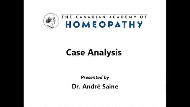 Case Analysis Part 1