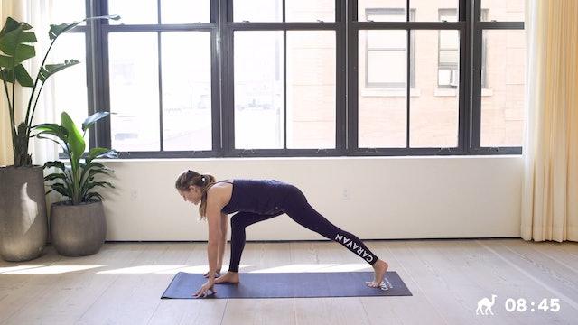 10 Min Pilates Legs