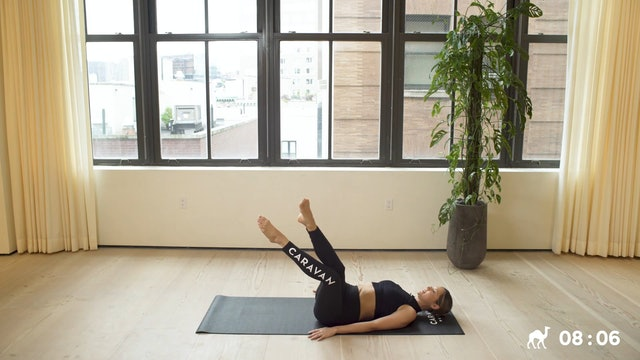 10 Min Pilates Teaser