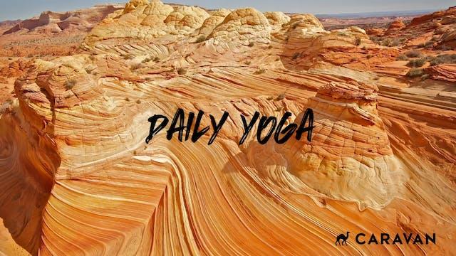 30 Min Daily Yoga